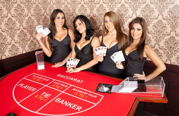 baccarat-ladies