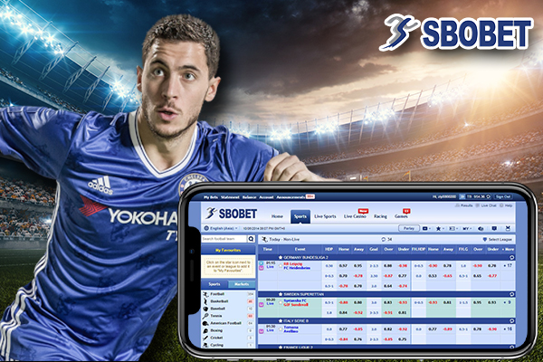 sbobet betting mobile